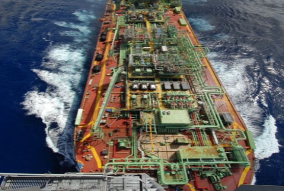 Maintenance of FPSO Steam Turbine